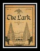 The Lark - 1895 - Purple Cow