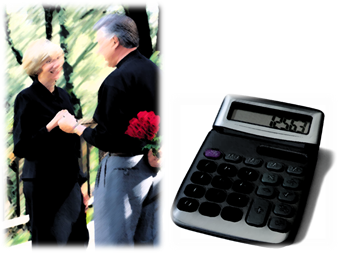 Couple and Calculator