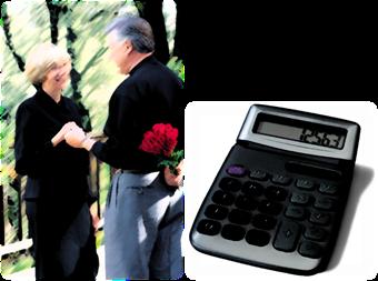 Couple and Calculator