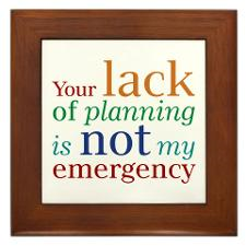 Lack Of Planning Quote