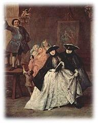 The Charlatan - Pietro Longhi 1757