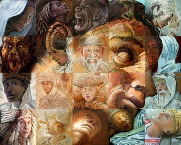 human-faces