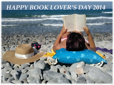 Book Lover's Day 2014 PNG