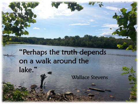 Creve Coeur Lake - Wallace Stevens