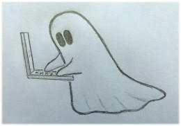 Ghost Writer - Wikimedia Commons