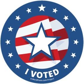 I Voted 2014