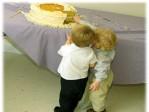 Sharing Cake