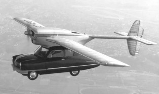 ConvairCar Model 118 by Source. Licensed under Fair use via Wikipedia