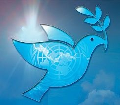 International Day of Peace logo OLD