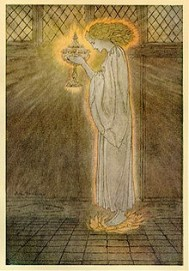 Holy Grail - Arthur Rackham - Wikipedia