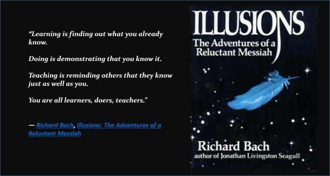 Illusions Quotation - Wikipedia