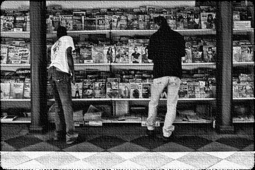 Magazine Shelf - Morguefile.com