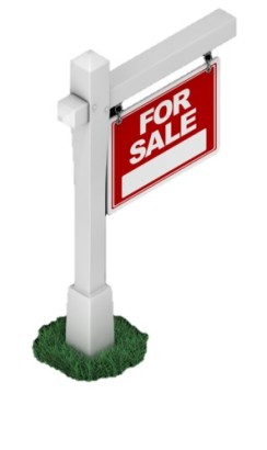 For Sale Sign - Presenter Media